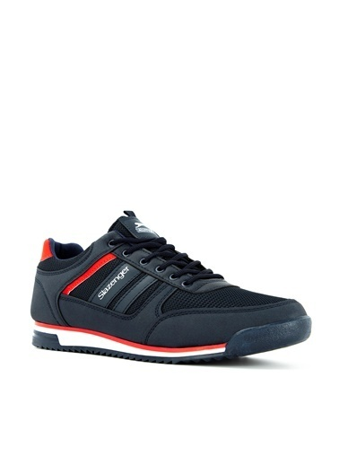 Slazenger Slazenger Active Sneaker Erkek Ayakkabı  Lacivert